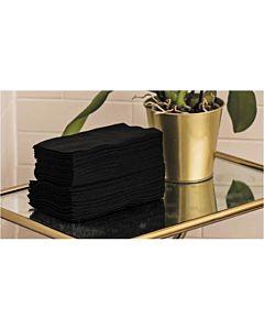 Scrummi Waffle Black Small Towels 40x20cm (700 stuks)