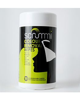 Scrummi Colour Removal Wipes